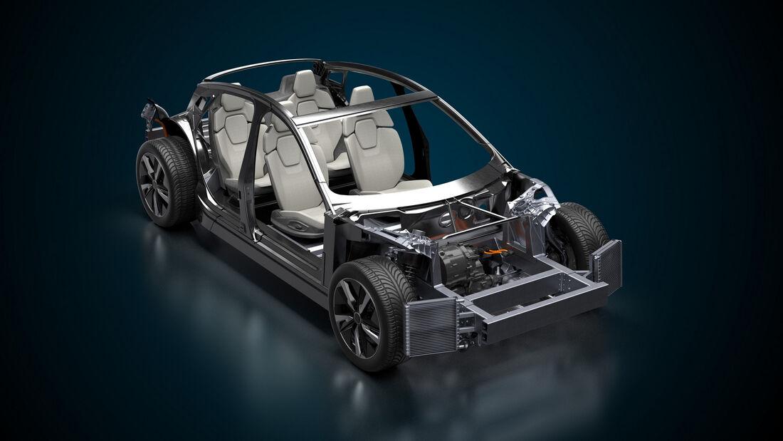 4/2021, Williams Italdesign EVX