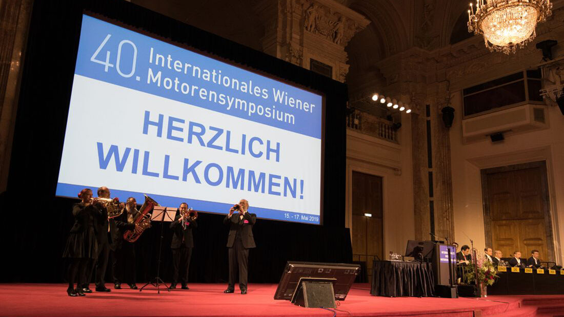 40. Internationales Wiener Motorensymposium