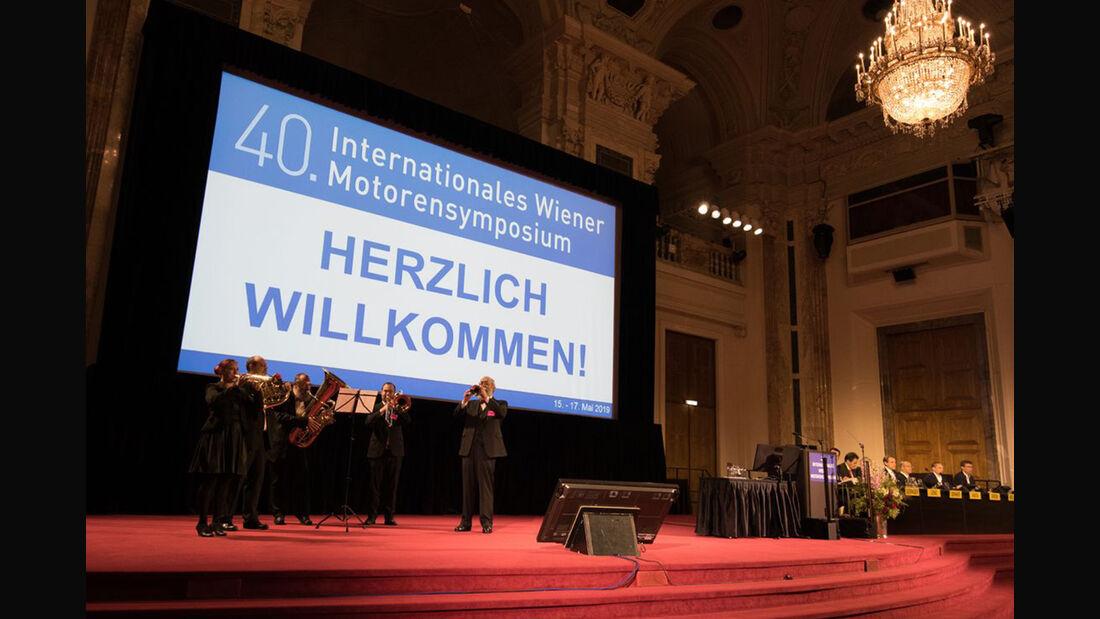 40. Internationales Wiener Motorensymposium