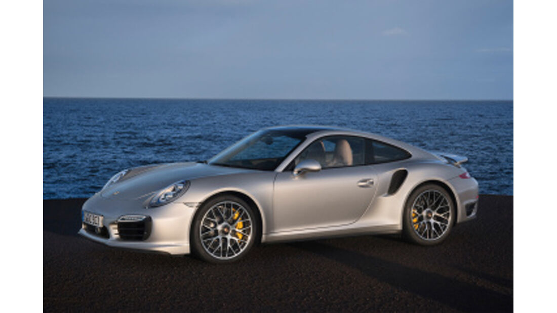 40 Jahre Porsche 911 Turbo, 991 Turbo S