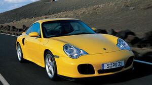 40 Jahre Porsche 911 Turbo, 996 Turbo