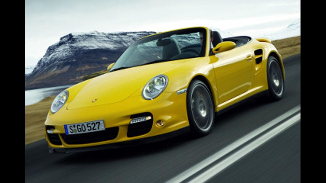 40 Jahre Porsche 911 Turbo, 997 Turbo