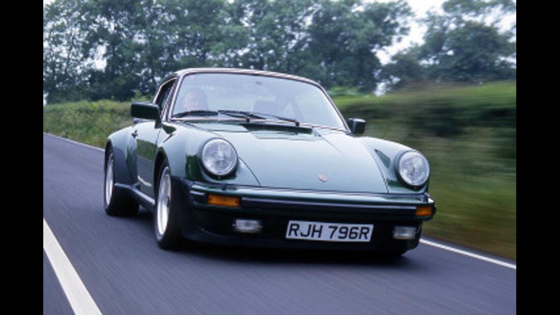 40 Jahre Porsche 911 Turbo, Turbo 3.0