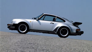 40 Jahre Porsche 911 Turbo, Turbo 3.3