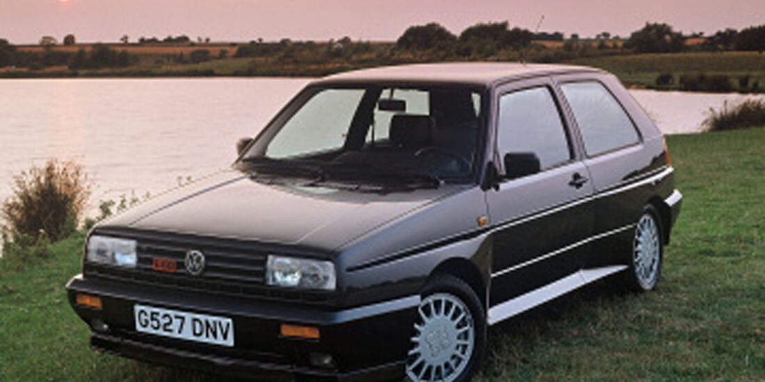40 Jahre VW Golf, Golf G60