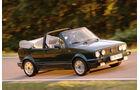 40 Jahre VW Golf, Golf I Cabrio