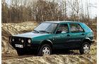 40 Jahre VW Golf, Golf II Country