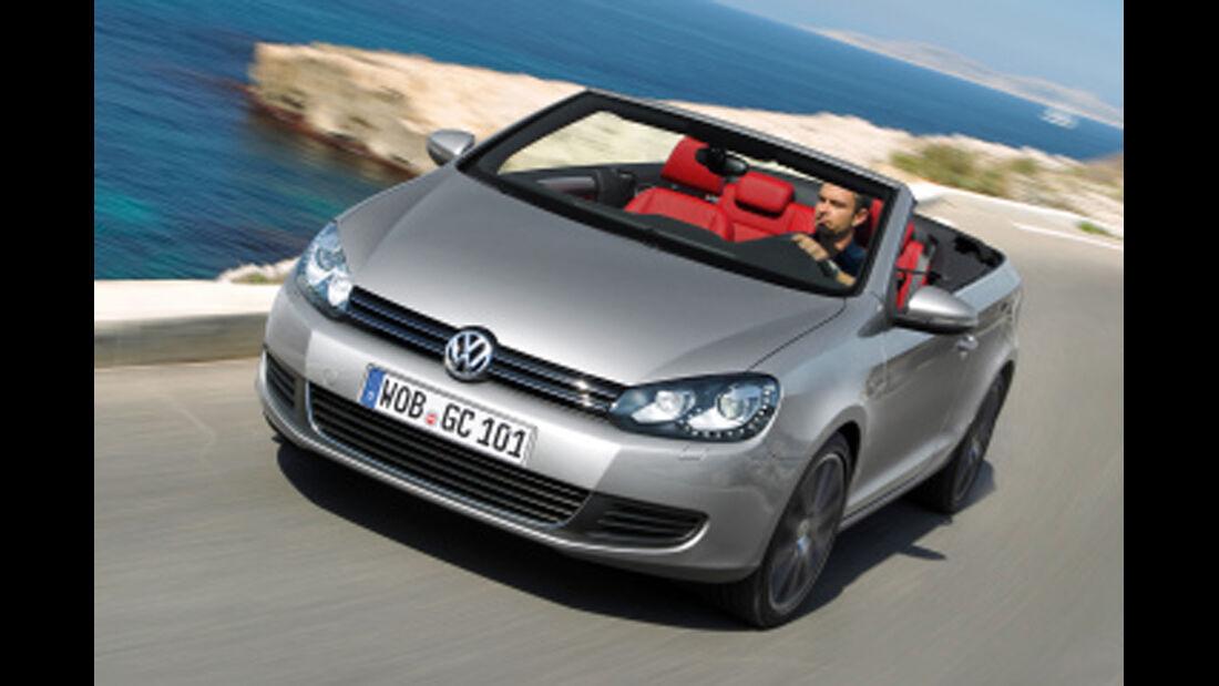 40 Jahre VW Golf, Golf VI Cabrio