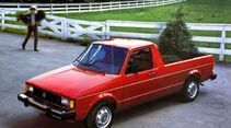 40 Jahre VW Golf, Pickup