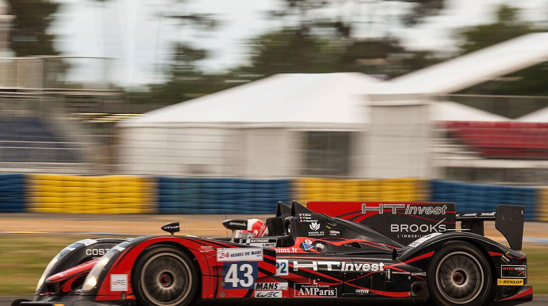 43-lmp2, 24h-Rennen LeMans 2012