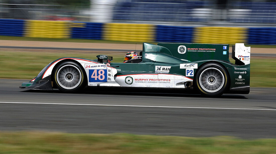 48-lmp2, 24h-Rennen LeMans 2012
