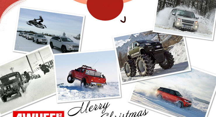 4wf Weihnachten Weihnachtsgruß