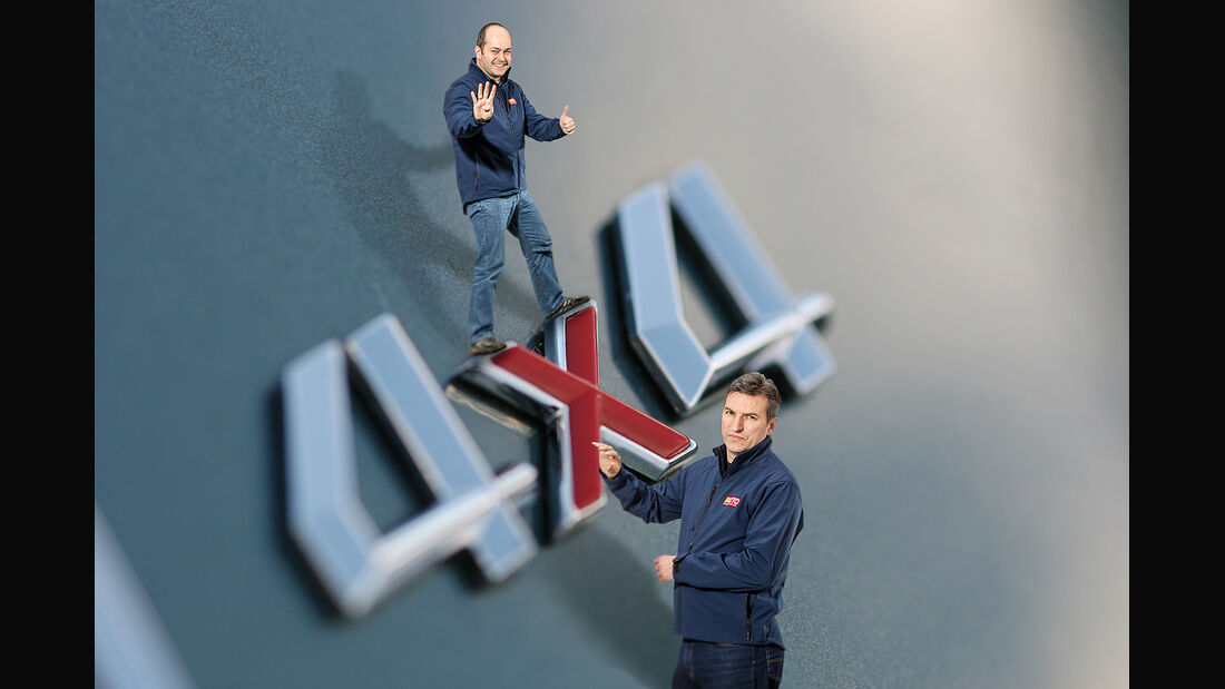 4x4, Stefan Cerchez, Peter Wolkenstein
