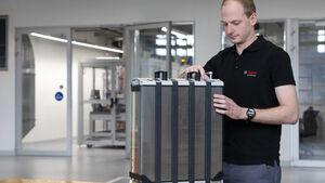 5/2019, Bosch Brennstoffzelle