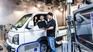 5/2019, Hyundai Gewichtserkennung LKW