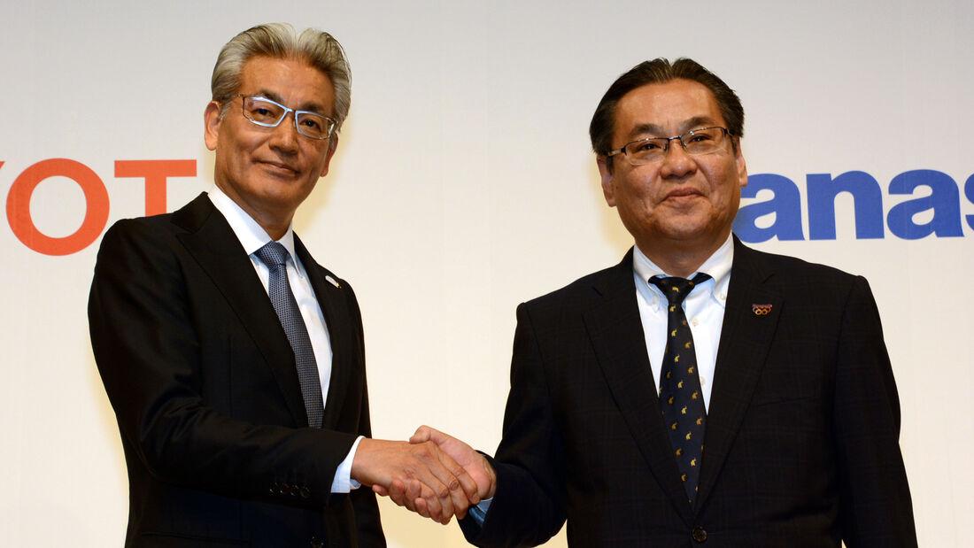 5/2019, Toyota Panasonic JV