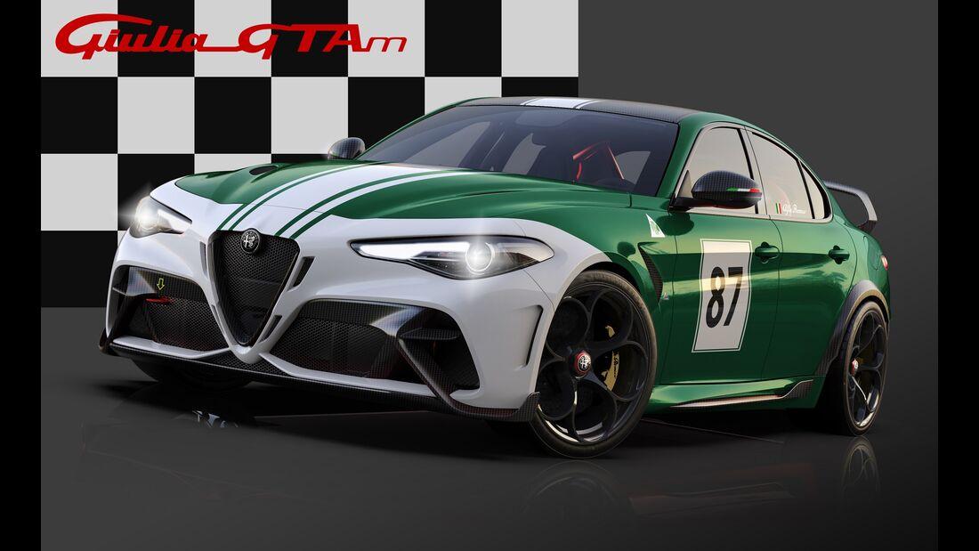 5/2020, Alfa Romeo Giulia GTA