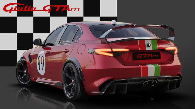 5/2020, Alfa Romeo Giulia GTAm
