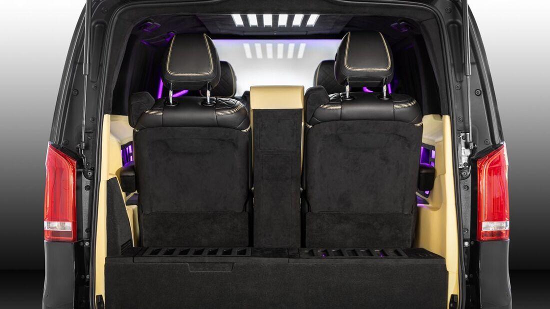 5/2020, Schawe Mercedes V-Klasse