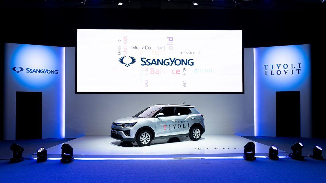 5/2020, SsangYong Tivoli