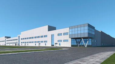 5/2021, VW Fabrik Anhui