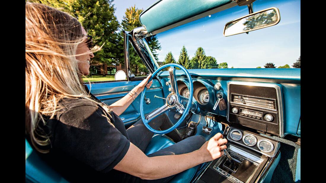 50 Jahre Chevrolet Camaro, Impression