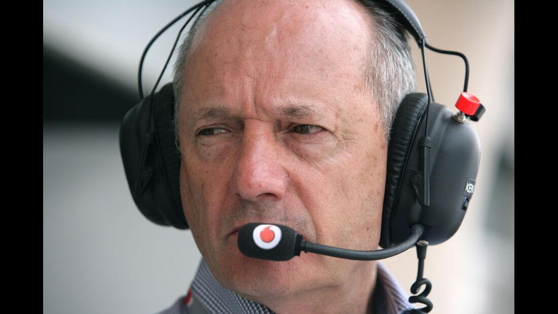 50 Jahre McLaren, Formel 1, Ron Dennis