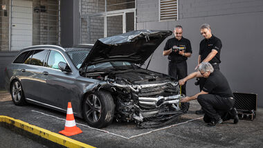 50 Jahre Mercedes-Benz Unfallforschung: Die Realität als Maßstab