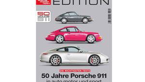 50 Jahre Porsche 911 Edition