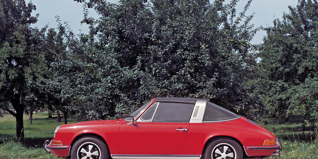 50 Jahre Porsche 911, Porsche 911 Targa
