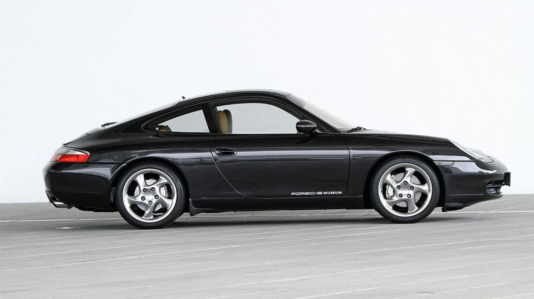 50 Jahre Porsche 911, Porsche 996