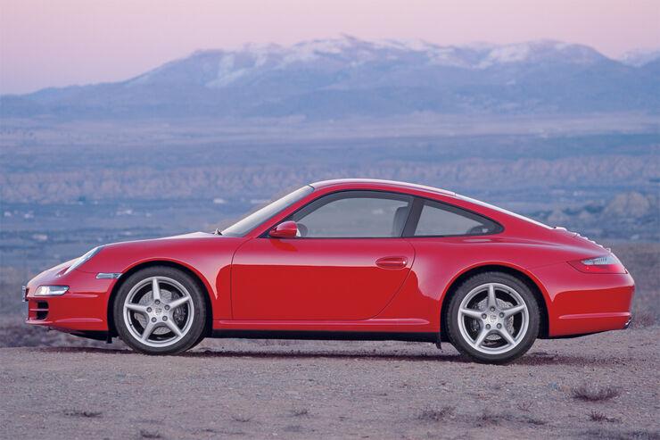 porsche 911 997 technische daten auto motor und sport. Black Bedroom Furniture Sets. Home Design Ideas