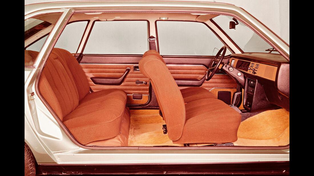 50 Jahre Renault 16, Impression