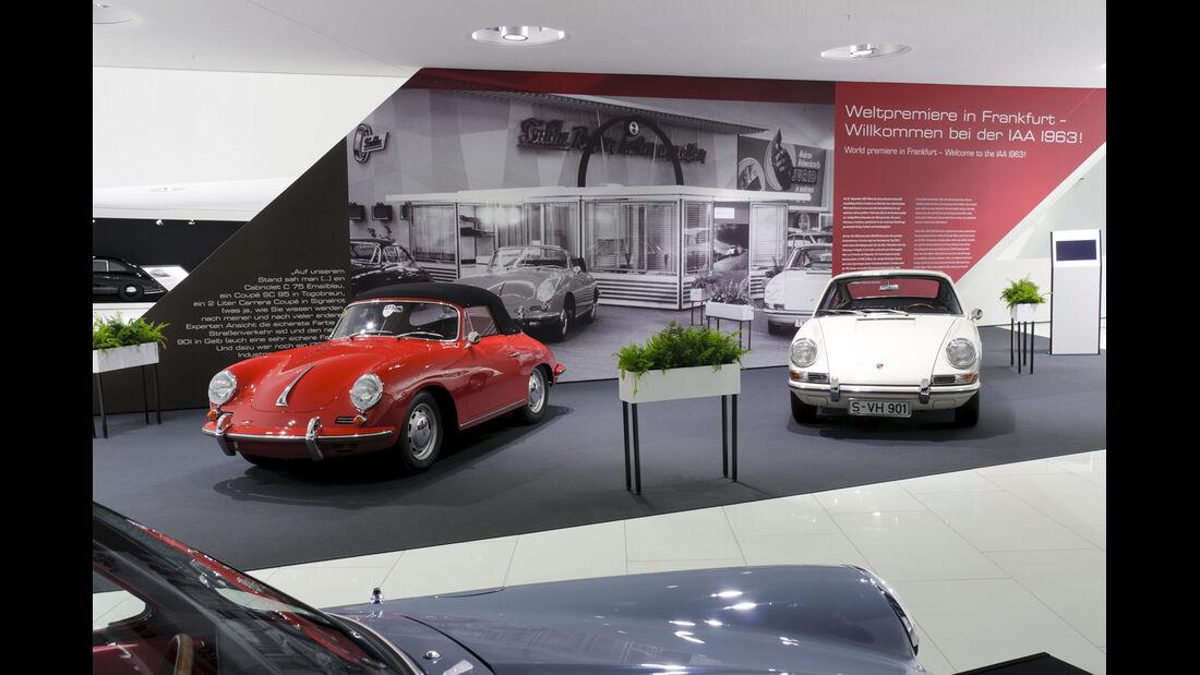 53 Jahre Porsche 911 Museum