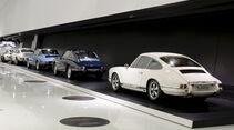 54 Jahre Porsche 911 Museum