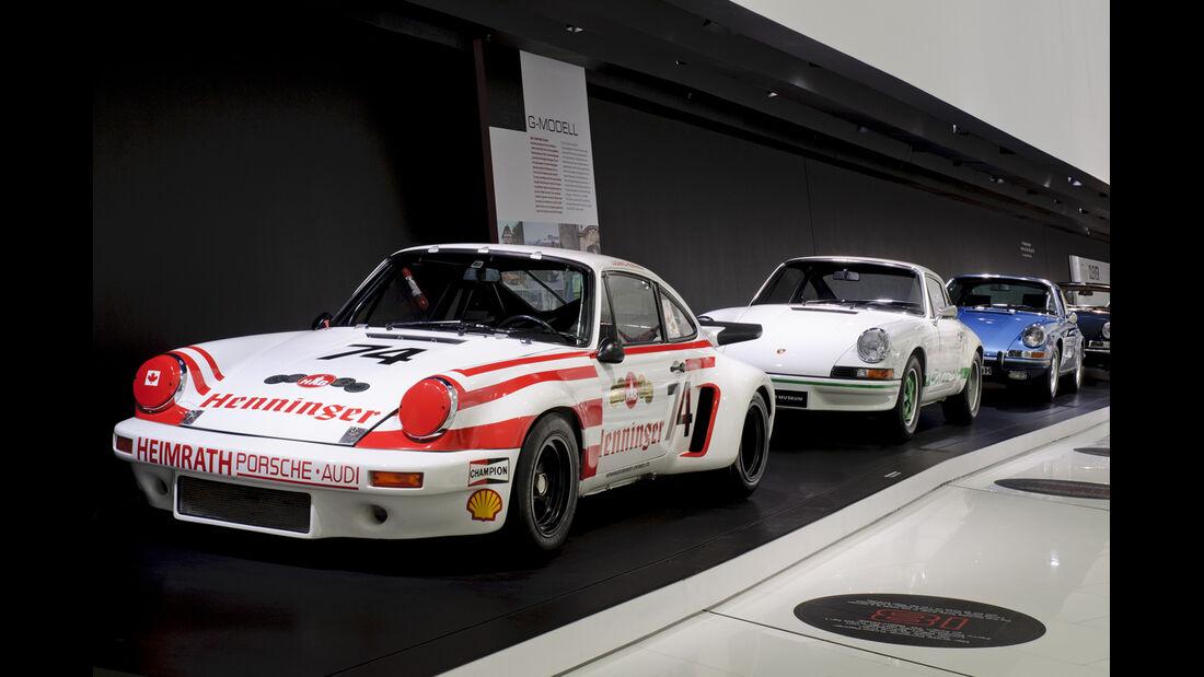 55 Jahre Porsche 911 Museum