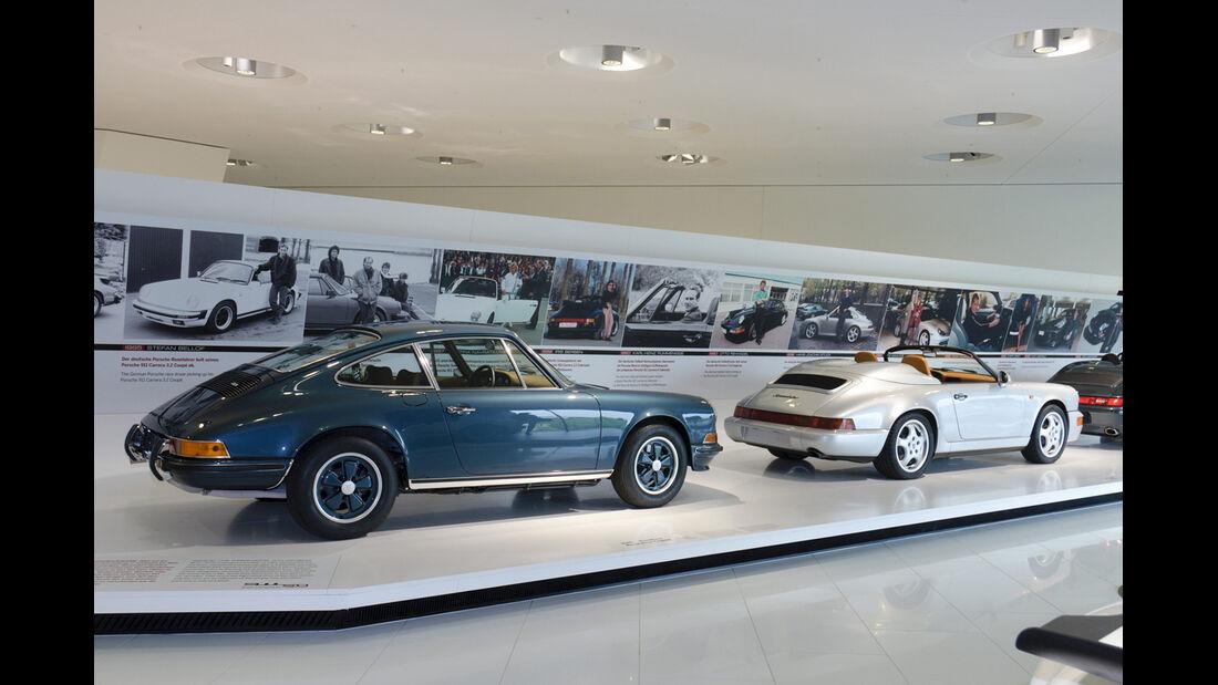 57 Jahre Porsche 911 Museum