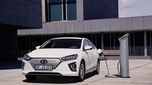 6/2019, Hyundai Ioniq Elektro 2019