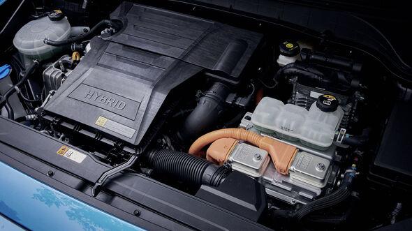 6/2019, Hyundai Kona Hybrid