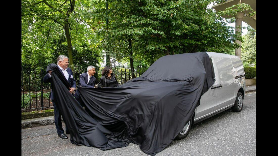 6/2019, LECV Kastenwagen