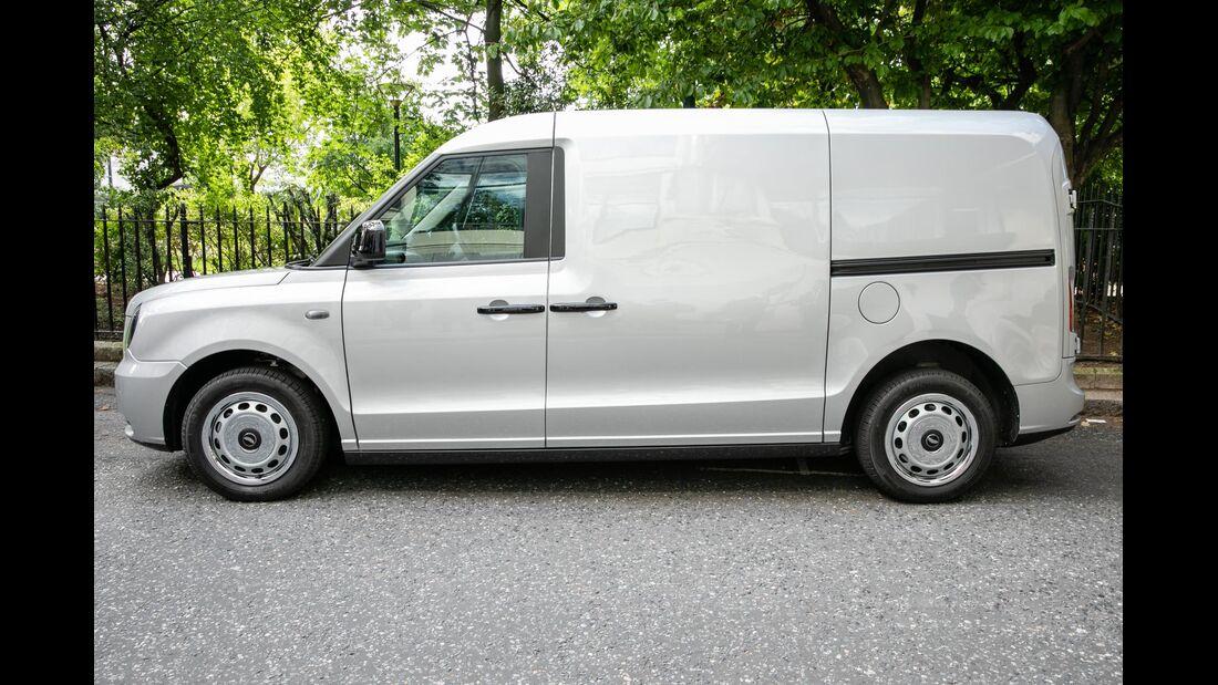 6/2019, LEVC Kastenwagen