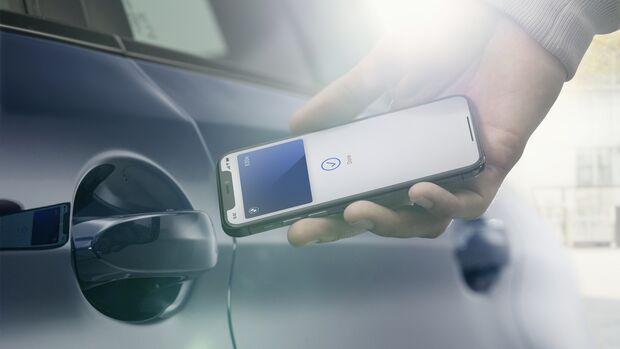 6/2020, BMW iPhone Digital Key