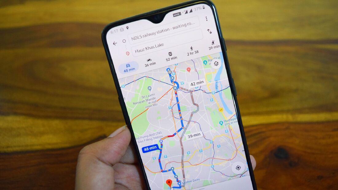 6/2020 Google Maps