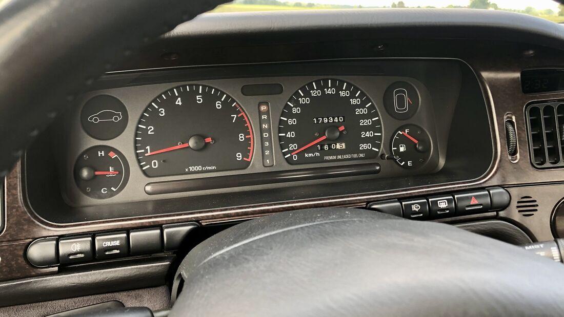6/2020, Subaru SVX 1992
