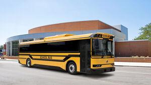 6/2021, BYD School Bus USA