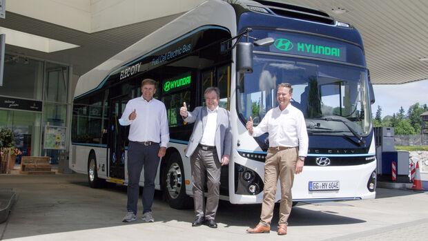 6/2021, Hyundai Elec City Fuel Cell