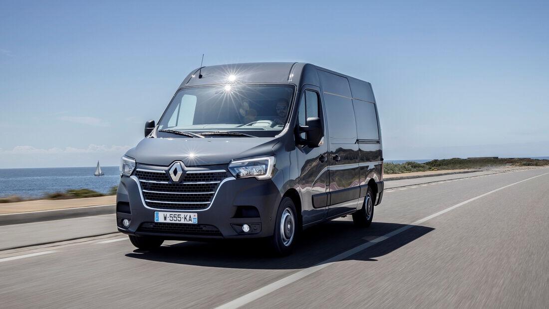 6/2021, Renault Master
