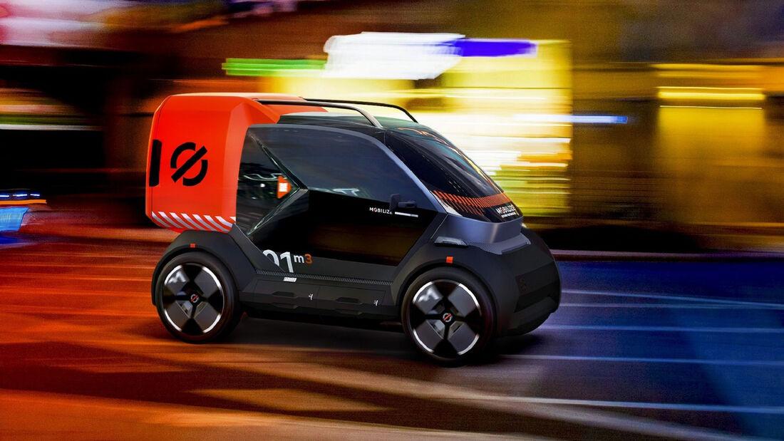 6/2021, Renault Mobilize Bento