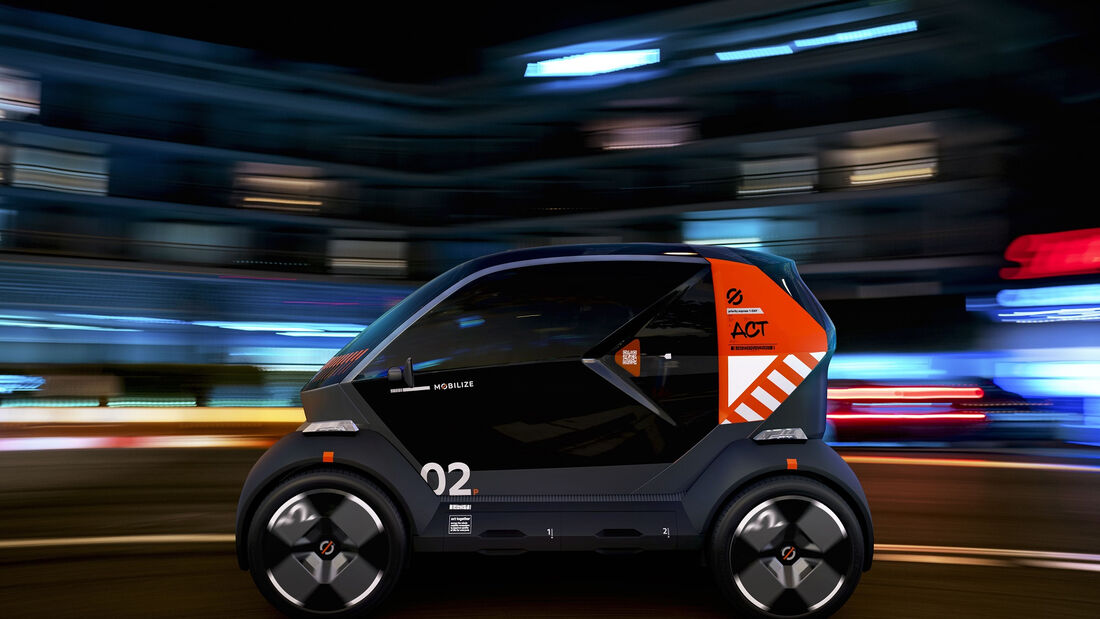 6/2021, Renault Mobilize Duo