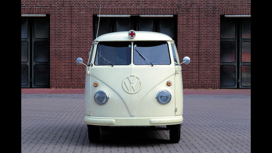 60 Jahre VW Bulli T1